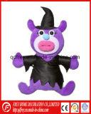 Banheira de venda de brinquedos de desenhos animados do Dia das Bruxas de brinquedo Palhaço de pelúcia