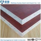 Grãos de madeira de alta qualidade a melamina enfrentados OSB Board para mobiliário