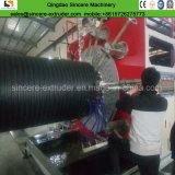 HDPE großer Durchmesser-Höhlung-Wand-Wicklungs-Rohr, das Maschinerie \ Maschine aufbereitet