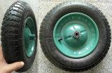 Caoutchouc 3.50-4 pneumatique pour l'Inde sur le marché de roue à plat