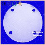 Máquina de detección óptica de vidrio de vidrio óptico CCD disco disco ranuras