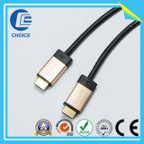 /De haute qualité ordinateur USB haute vitesse câble HDMI (HITEK-66)