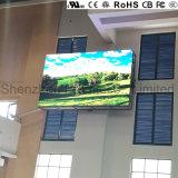 Oberste europäische Zugriff LED-Bildschirmanzeige der QualitätsP3.9 vordere