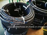 Flexibilidade / flex do tubo de borracha hidráulico de Alta Pressão