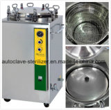 Sale를 위한 치과 Sterilizer Equipment Vertical Autoclave
