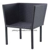 全天候用防水耐久の屋外の椅子のStackeの藤の椅子(YTA196)
