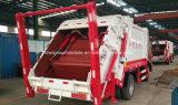 Sinotruck 4X2 5 Tonnen komprimierte Abfall-LKW-