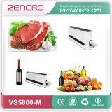 Tipo verticale sigillatore portatile di uso della famiglia di vuoto del risparmiatore dell'alimento