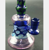 7.48 pouces Glass Pipe du filtre Tobacco Recovery