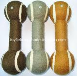 견면 벨벳 장난감에 의하여 채워지는 제품 개 공급 애완 동물 장난감 (공급 씹기 바이트 Squeaker)