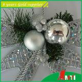 Goldfunkeln-Puder verwendet für Weihnachtsdekoration