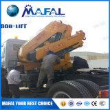Circuit hydraulique de flèche articulée chinois monté sur camion grue pour la vente