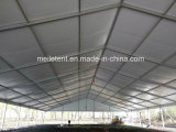 25X40mの屋根のテントの白い結婚式の玄関ひさし