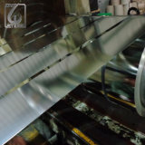 tira de acero galvanizada cubierta cinc del soldado enrollado en el ejército G80 de 19m m