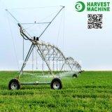 販売のための中心のピボットが付いている農場のスプリンクラーの用水系統