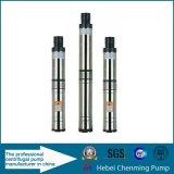 Pompe à eau de forage submergée profonde de 4 po