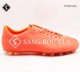 PU мужчин открытый футбол обувь с самого высокого качества