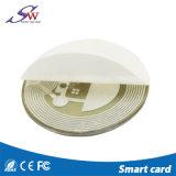 13.56MHz Ntag213/216 d'impression papier/PVC étiquette NFC tag RFID