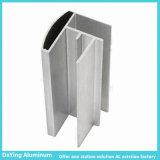 Perfil de aluminio de la fábrica de aluminio de China con dimensiones de una variable de la protuberancia de la diferencia