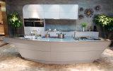 簡単なDesigenの現代ステンレス鋼304の台所家具