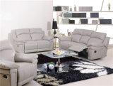 Mobilia di cuoio del sofà dell'Italia di svago (848)