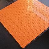 De met elkaar verbindende Tegels van de Vloer van de Garage van de Bevloering Plastic