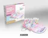 Tapete do bebê brincar brinquedos brinquedos para bebés Mat (838061)
