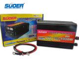 De Omschakelaar van de Macht van de Omschakelaar van Suoer 1000W 12V met Lader (hebben-1000C)