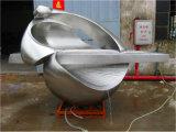 Скульптура из нержавеющей стали для установки вне помещений, красивой кривой абстрактного искусства