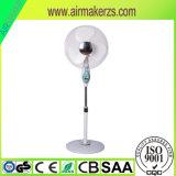 Standplatz-Untersatz-Plastikventilator des industrielles Metall16inch elektrischer