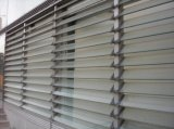 Nouveau design de verre aluminium Fenêtre-persiennes