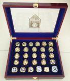 Кольцо чемпионата кольца нового янки 2017 установленное с перевозкой груза