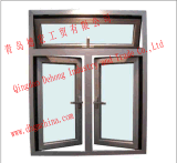 Personalizar la ventana de aluminio/perfil de PVC cristal con el Vidrio Flotado