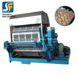 時間の卵のカートンのペーパー作成機械生産ラインごとの2000-2500PCS