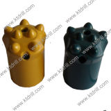 34mm-42mm botões de carboneto de Broca de rocha