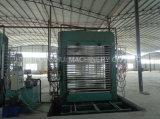 15 capas de la máquina caliente de la prensa para hacer la madera contrachapada del embalaje