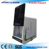 가득 차있는 동봉하는 섬유 Laser 표하기 기계