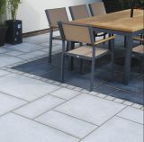 China Garden en granit noir Paving Stone