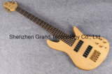 Custom 5 String Bass guitarra eléctrica (GB-14)