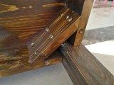 Zubehör-Holz-im Freiengarten-Hochzeits-Tisch-kampierende Tisch-Möbel