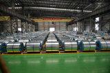 Bobina de aço galvanizado (DC51D + Z, DC51D + ZF, St01Z, St02Z, St03Z)