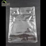Saco transparente do PVC do empacotamento plástico de vinil do espaço livre do baixo preço