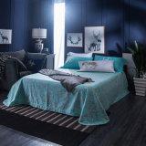 Van het Katoenen van de luxe de Dekking van het Dekbed van het Blad van het Bed Beddegoed van het Huis