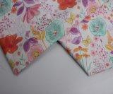 熱い販売の中国の工場綿織物の伸張によって印刷されるファブリック