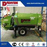 10m3/H ont mouillé la machine de pulvérisation concrète de pompe de béton projeté