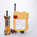 433 Mhz Afstandsbediening van F24-6D van de Industriële voor de Kraan van de Brug