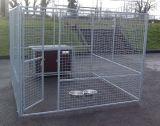 Сверхмощная стальная материальная клетка собаки при горячий гальванизированный DIP