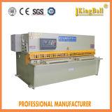 Máquina que pela hidráulica QC12k-12X2500 del CNC