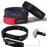 I5 plus le bracelet intelligent de traqueur sec imperméable à l'eau de forme physique de Bluetooth 4.0 pour le smartphone