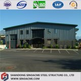 Low Cost Prefab Steel Structure Insulation Panel Warehouse Building